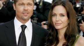 Consultan Angelina Jolie y Brad Pitt a psíquico para decorar cuarto