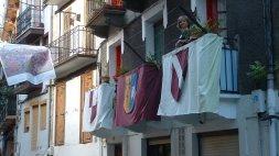 Errenkoalde invita a decorar los balcones con motivo de la Feria Medieval