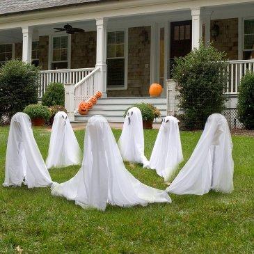 Decorar jardin para halloween for Jardin halloween