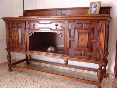 Decorar y reciclar - Muebles de salon antiguos ...