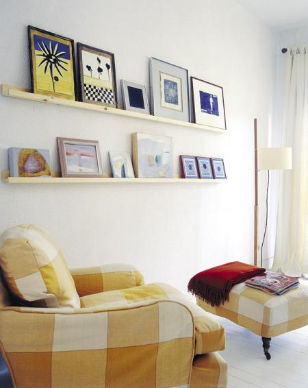 decorar con cuadros