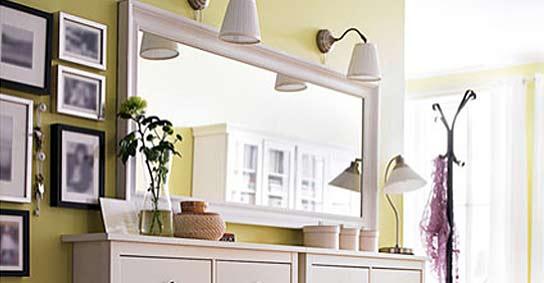Los espejos para ampliar espacios y multiplicar la luz for Espejos de pie para habitacion