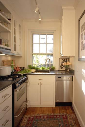 para decorar una cocina pequea hay que tener en cuenta principalmente que se debe contar con espacio para el almacenamiento de los diversos utensilios que - Decorar Cocinas Pequeas