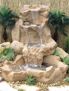 La armonía del agua