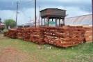 Los almacenes de madera