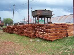 Almacenes madera
