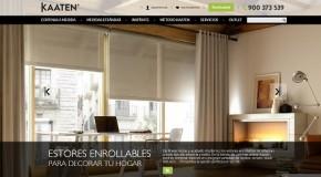 Comprar cortinas y estores online de calidad