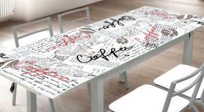Mesas de cocina extensibles, imprescindibles para el hogar