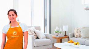 Wayook, la empresa de limpieza por horas para tu casa