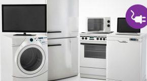 Reparación de electrodomésticos para ahorrar en casa