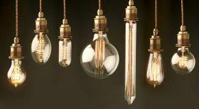 Las bombillas led vintage y su aplicación en el hogar