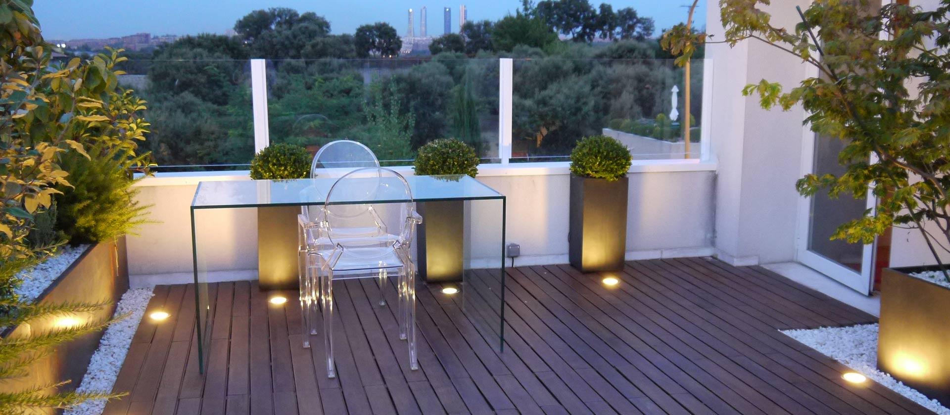 Paisajismo pia el mejor dise o de ticos y terrazas - Construir habitacion en terraza de atico ...